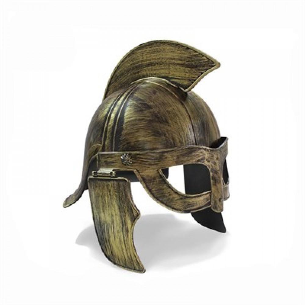 300 Spartalı Başlığı Altın Renk