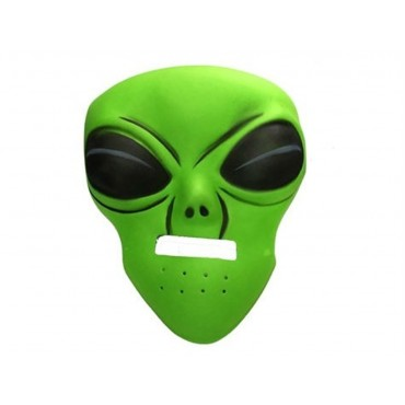 Alien Maskesi Uzaylı Maskesi