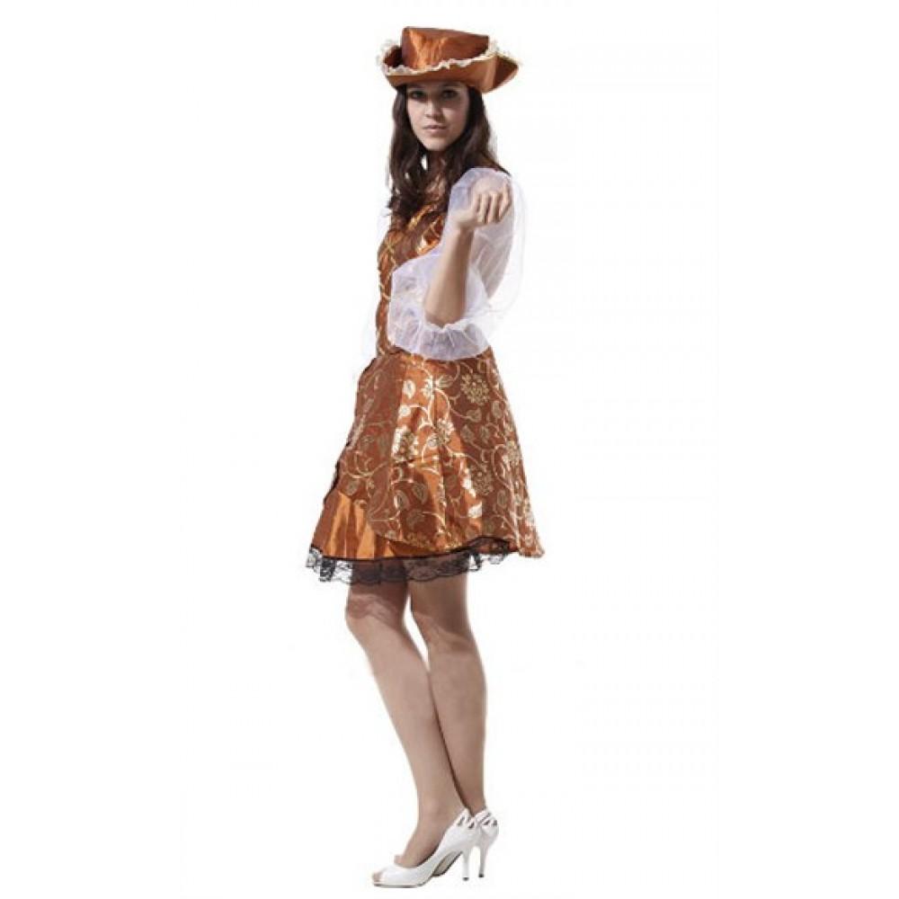 Asil Bayan Korsan Kostümü 615