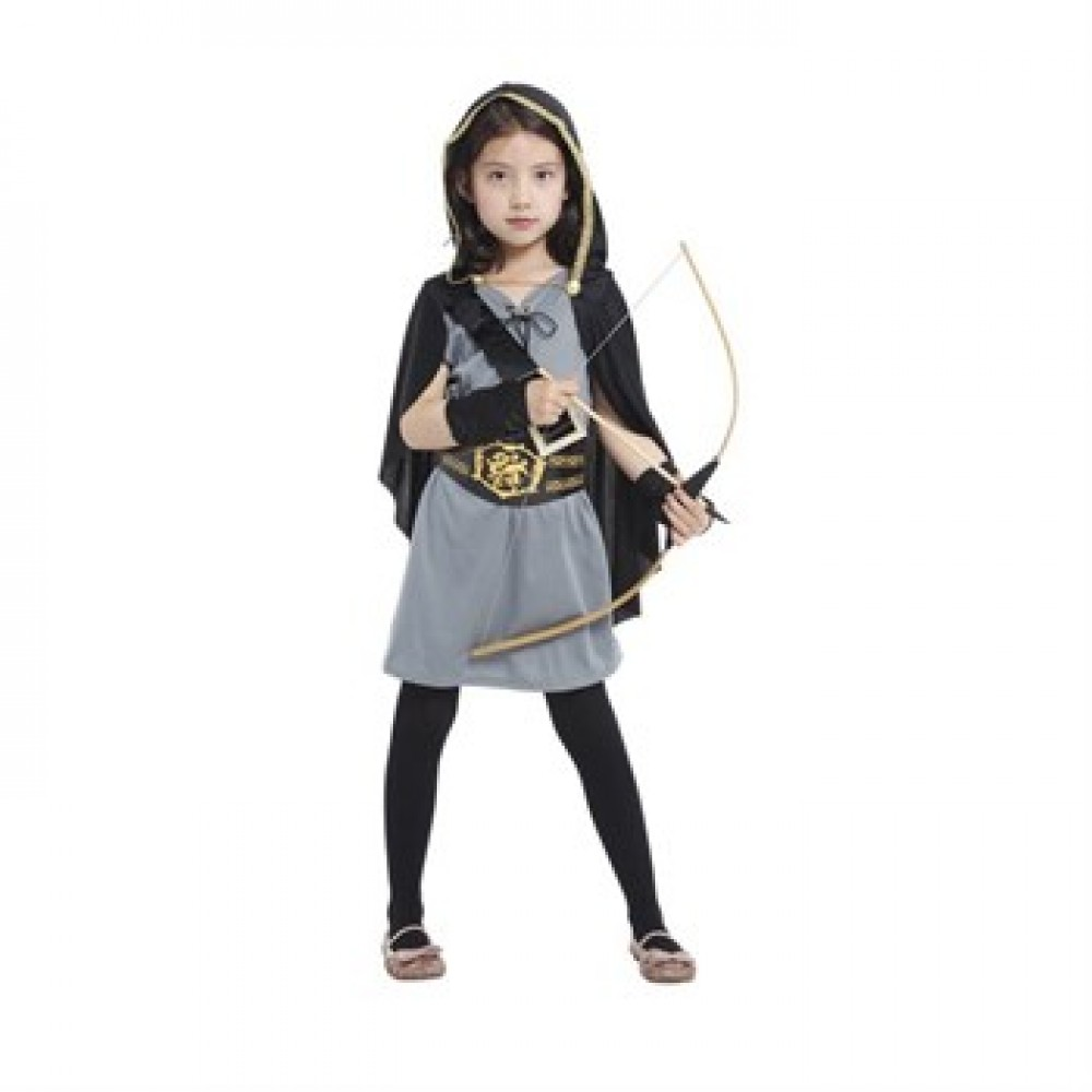 Batman Kız Çocuk Kostümü XL Beden 625