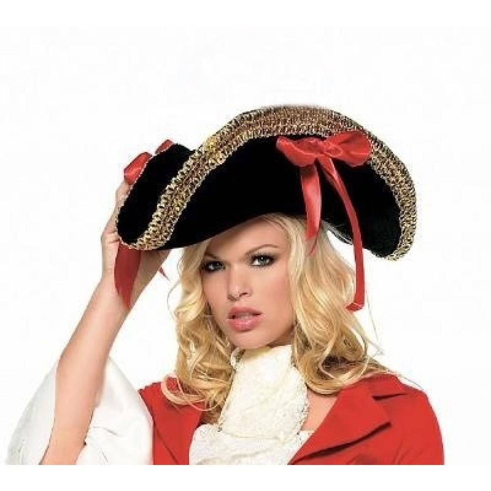 Bayan Korsan Şapkası