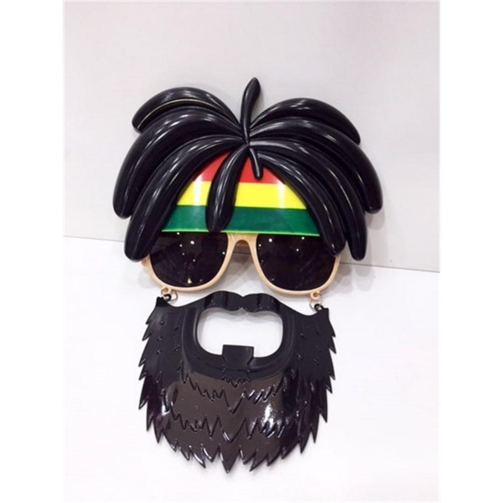 Bob Marley Parti Gözlüğü