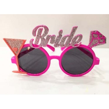 Bride To Be Gözlük Pembe Renk