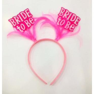 Bride To Be Taç Bekarlığa Veda Partisi TacıKarışık 12 Adet