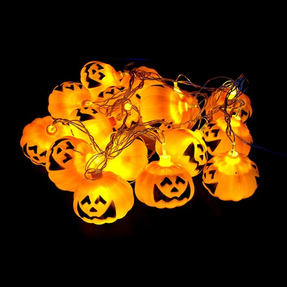 Cadılar Bayramı Halloween Kabak Dize Işıklar Dekor Işık