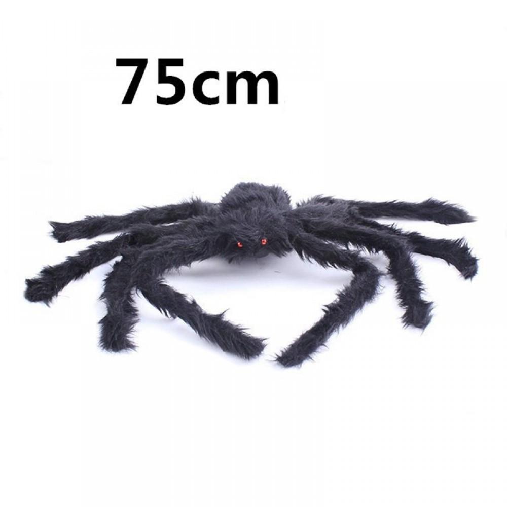 Cadılar Bayramı Halloween Örümcek Dekor 75 cm