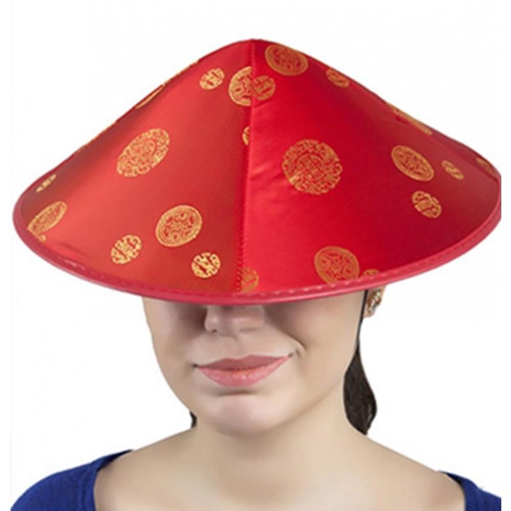 Çinli Şapkası Japon Şapkası