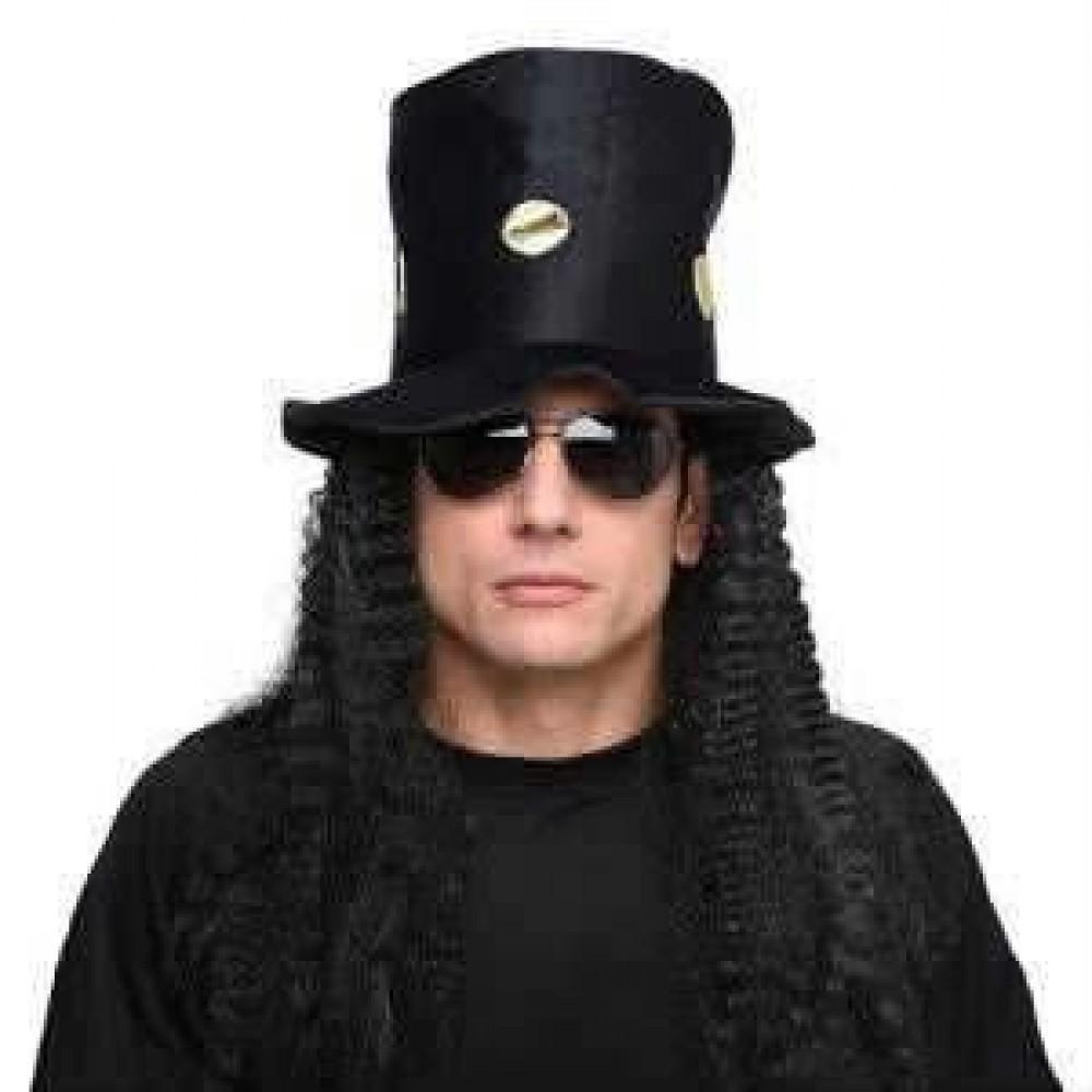 Dracula Şapkası Saçlı