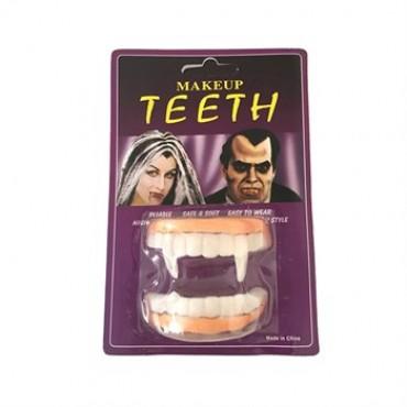 Halloween Takma Vampir Dişi