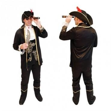 Kaptan Hook Kostümü Yetişkin 609