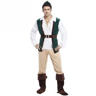 Robin Hood Kostümü Yetişkin 613