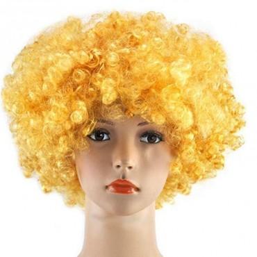 altın renk bonus peruk