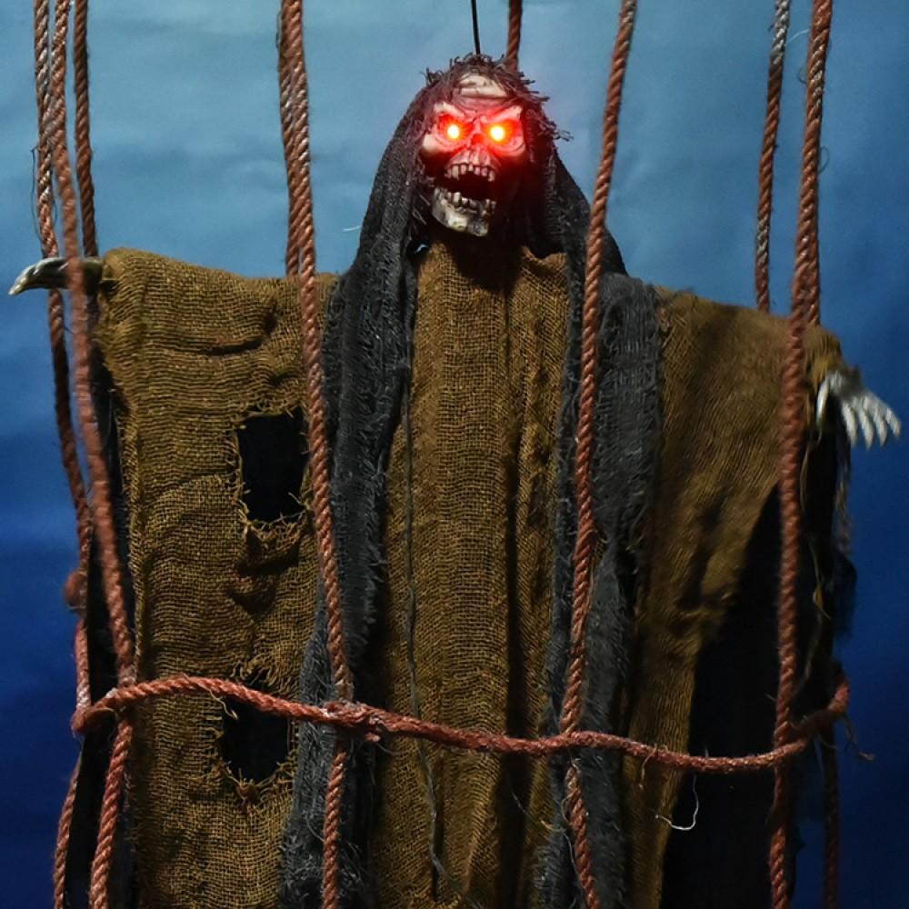 Ürpertici Scary Halloween Cadılar Bayramı Hayalet Perili Ev