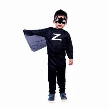 Zorro Kostüm M Beden