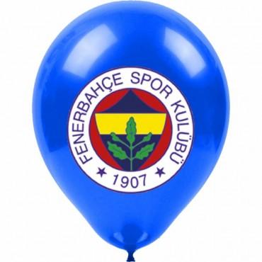 Fenerbahçe Baskılı Balon 100\'lü