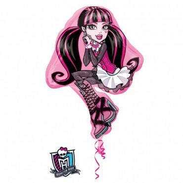 Monster High Lisanslı Folyo Balon 50 cm
