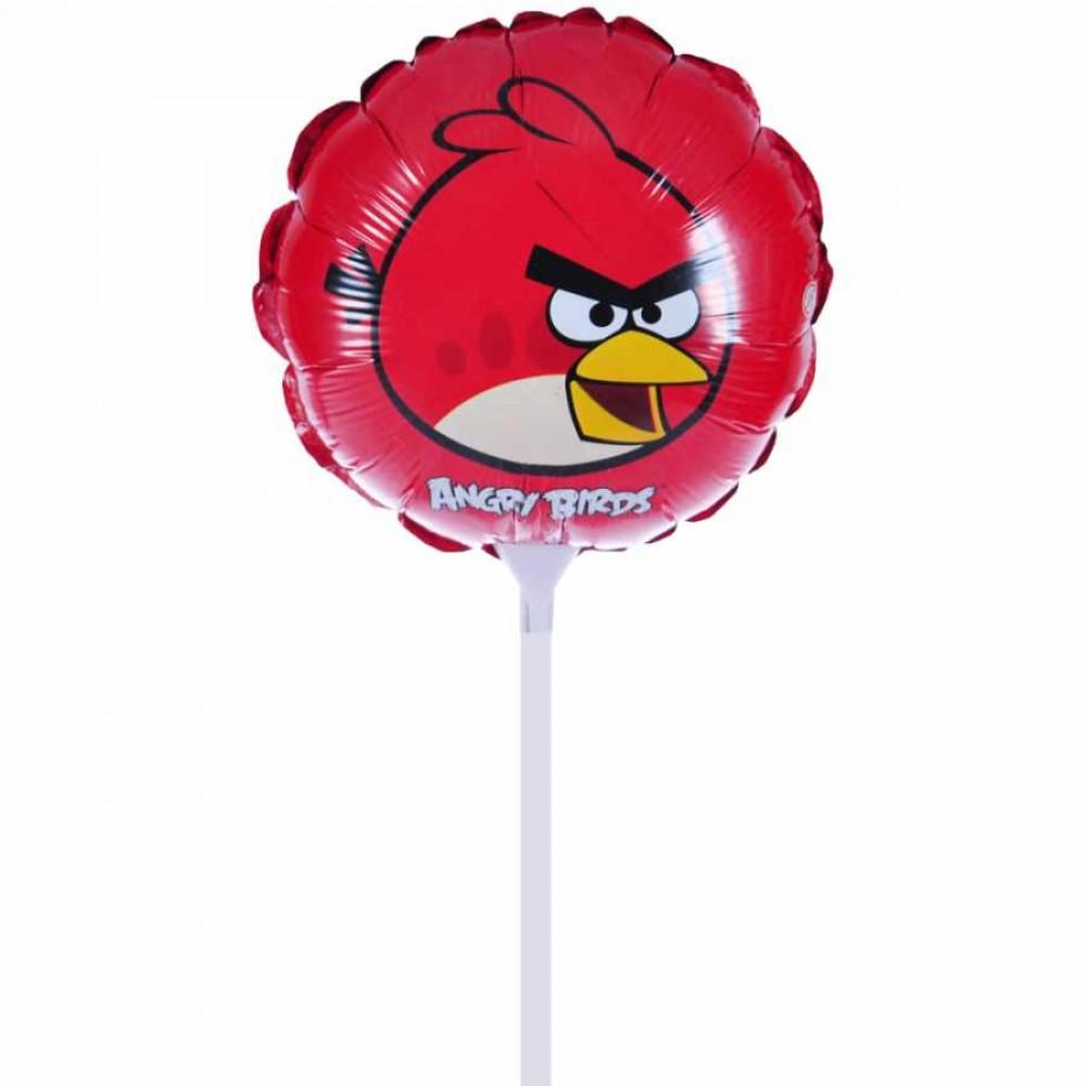 Angry Birds Kendin Şişir Folyo Balon 23 cm