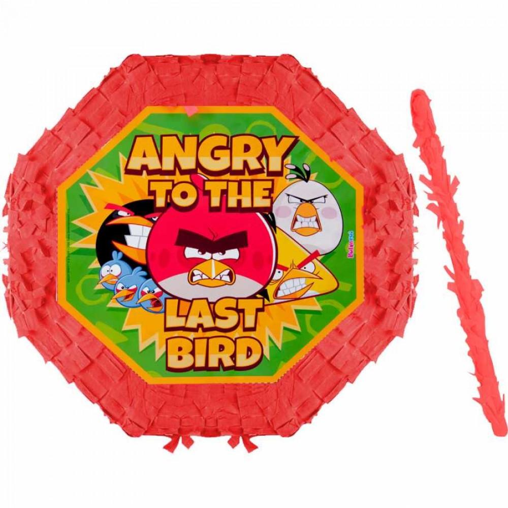 Angry Birds Lisanslı Pinyata
