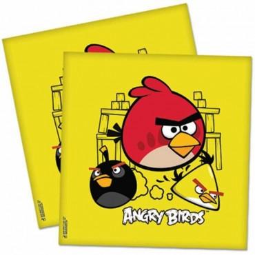 Angry Birds Kağıt Peçete 33x33 cm 20\'li