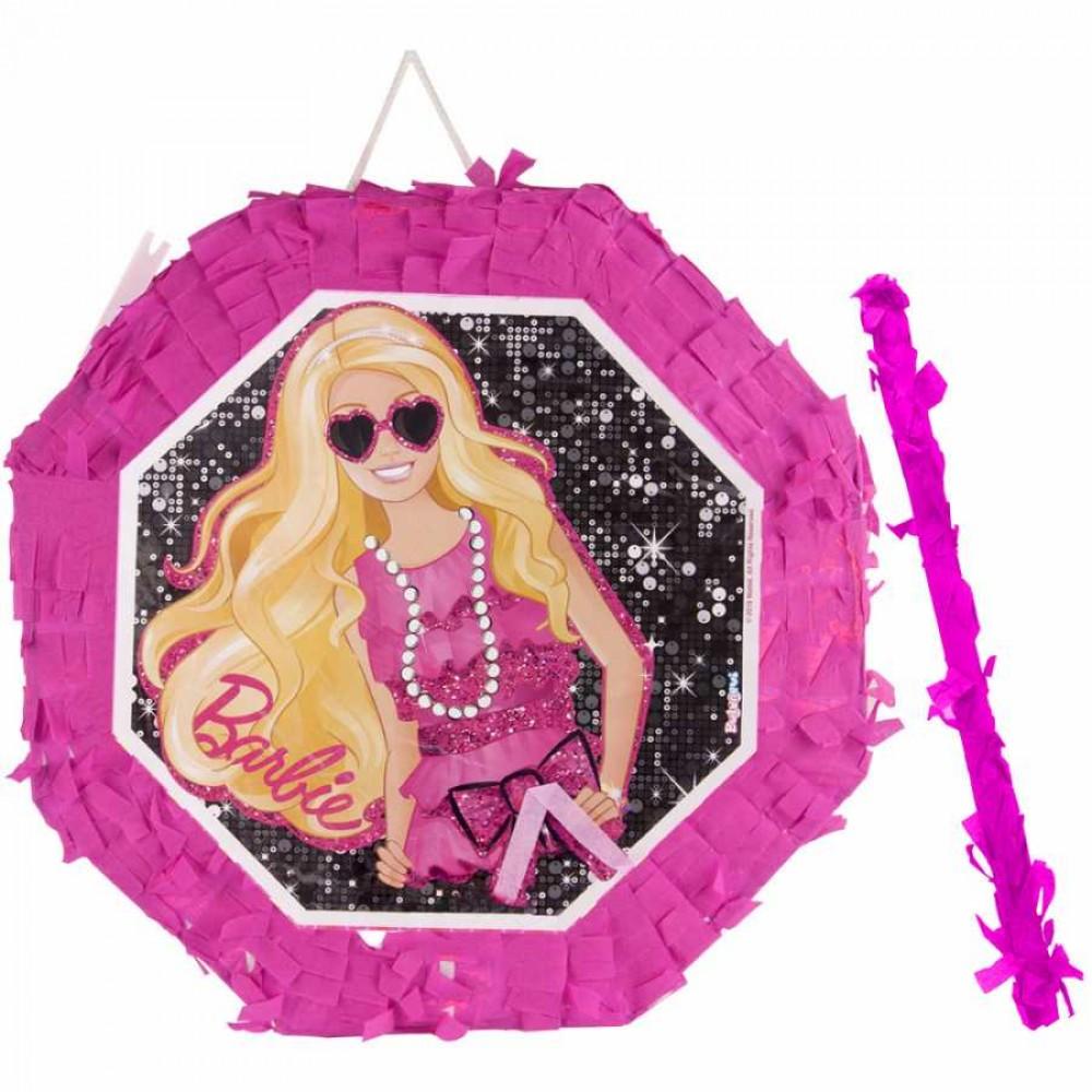 Barbie Lisanslı Pinyata