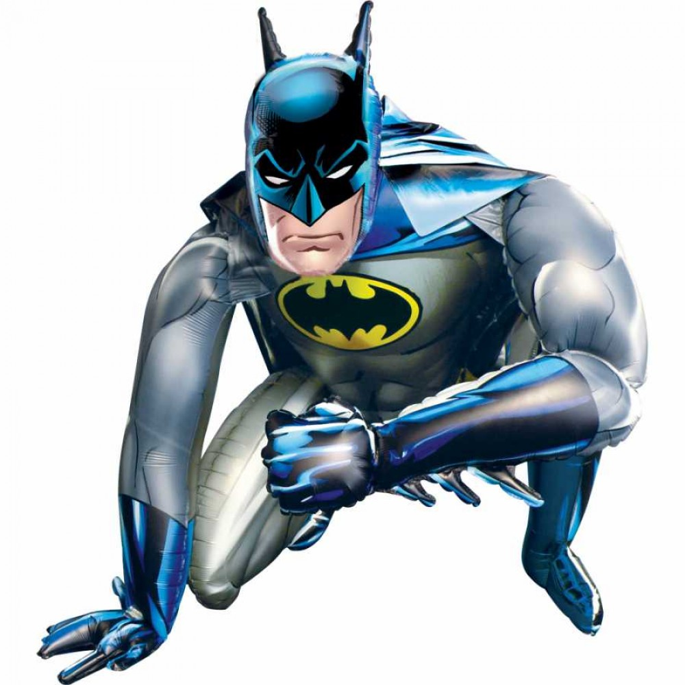 Batman Air Walker Folyo Balon 95 cm