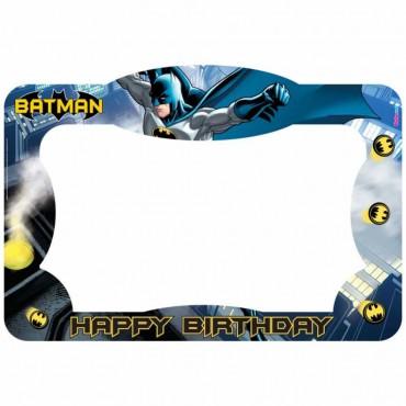 Batman Lisanslı Fotoğraf Çekme Çerçevesi