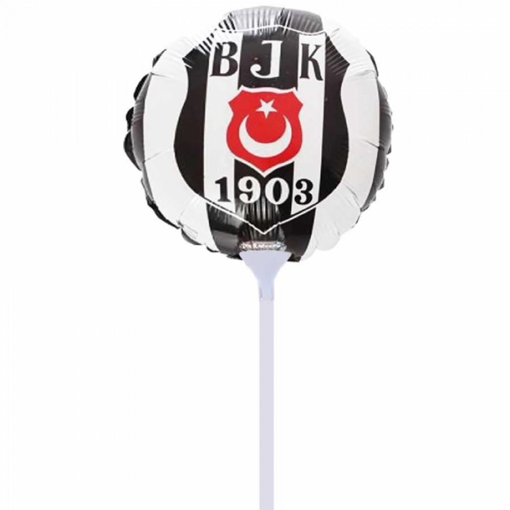 Beşiktaş Kendin Şişir Folyo Balon 23 cm