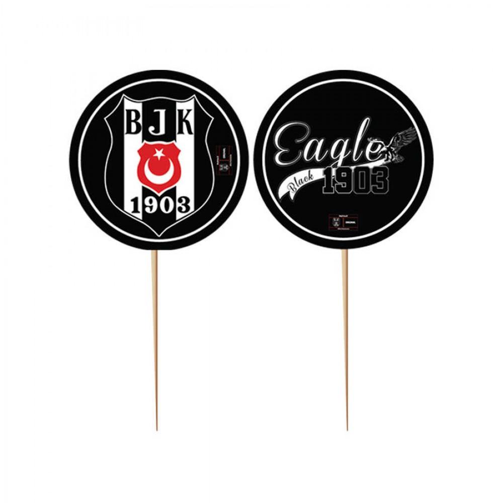 Beşiktaş Lisanslı Kürdan 10\'lu