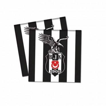 Beşiktaş Kağıt Peçete 33x33 cm 20\'li