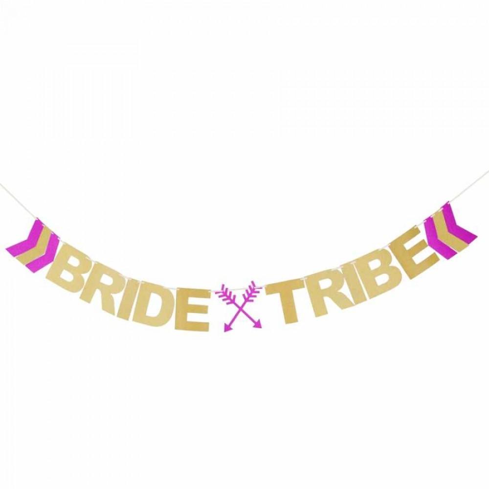 Bride Tribe Simli Banner
