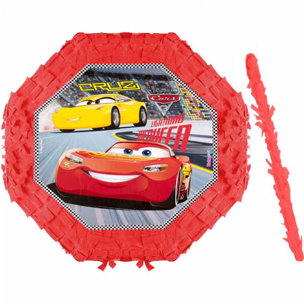 Cars Lisanslı Pinyata