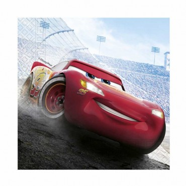 Cars The Legend Of The Track Peçete
