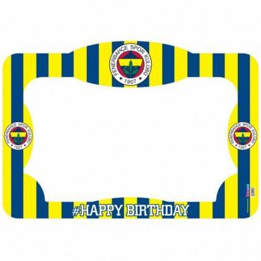Fenerbahçe Lisanslı Fotoğraf Çekme Çerçevesi