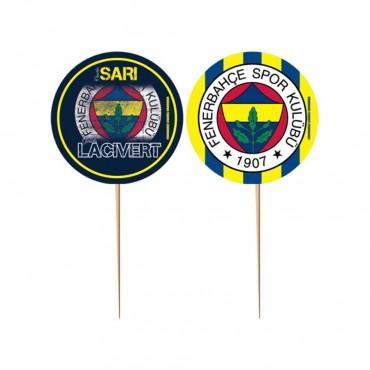 Fenerbahçe Lisanslı Kürdan 10\'lu