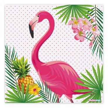 Flamingo Kağıt Peçete 33x33 cm 16\'lı