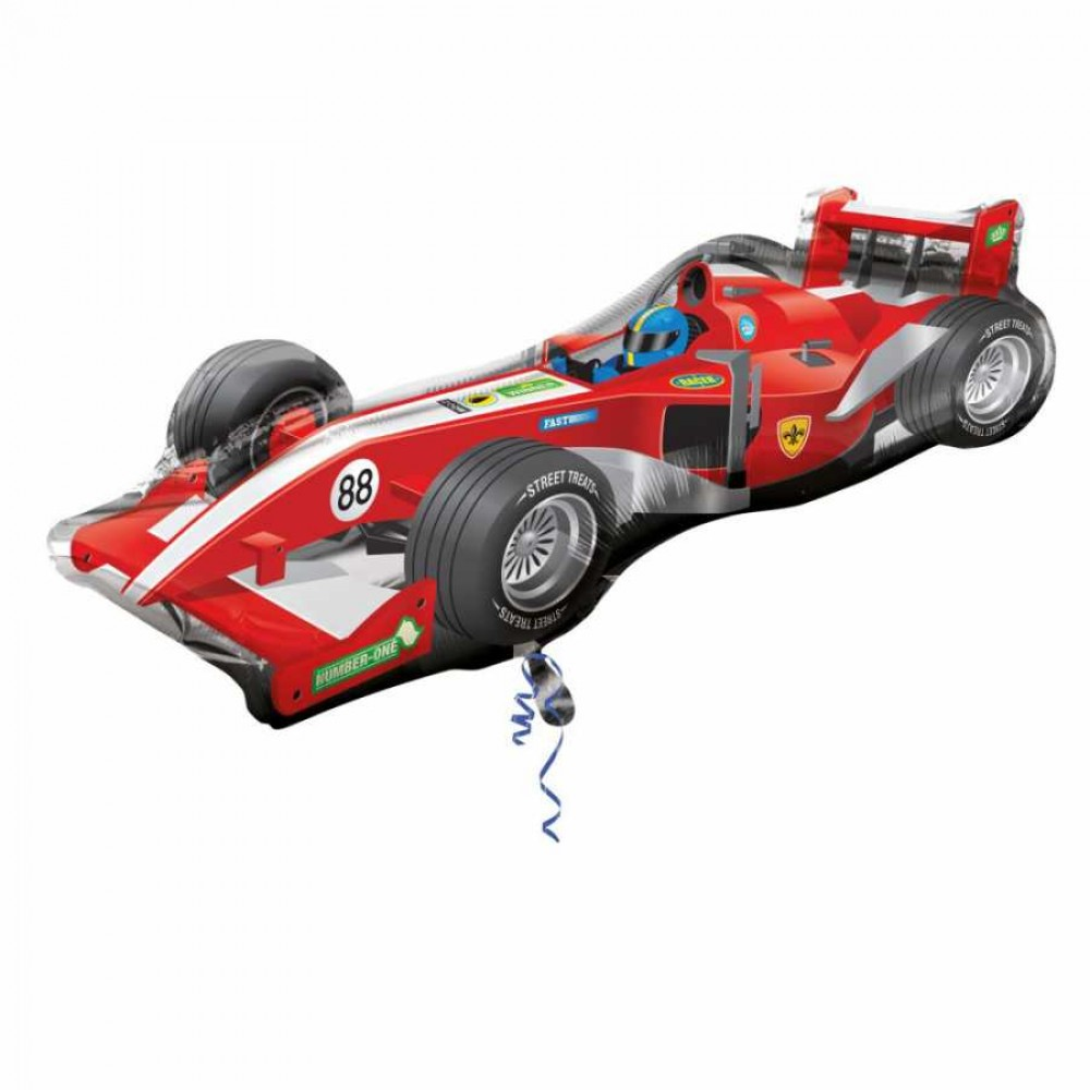 Formula 1 Lisanslı Folyo Balon 66 cm