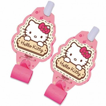 Hello Kitty Lisanslı Kaynana Dili 6\'lı