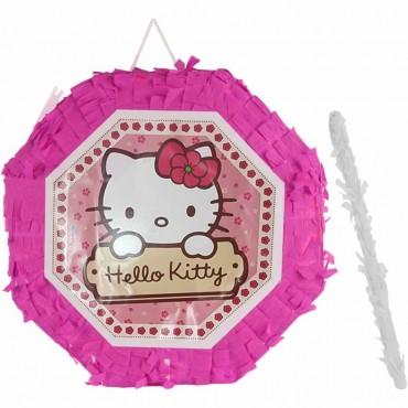 Hello Kitty Lisanslı Pinyata