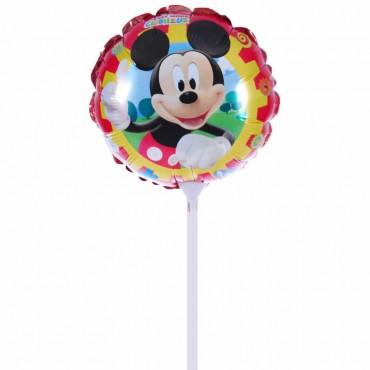 Mickey Kendin Şişir Folyo Balon 23 cm