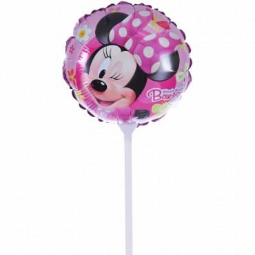 Minnie Kendin Şişir Folyo Balon 23 cm