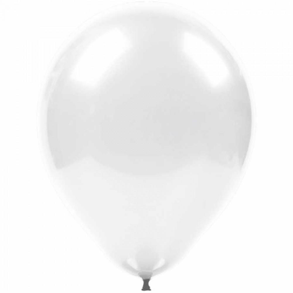 Baskısız Şeffaf Balon 100\'lü