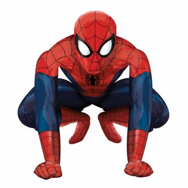 Spiderman Air Walker Folyo Balon 95 cm