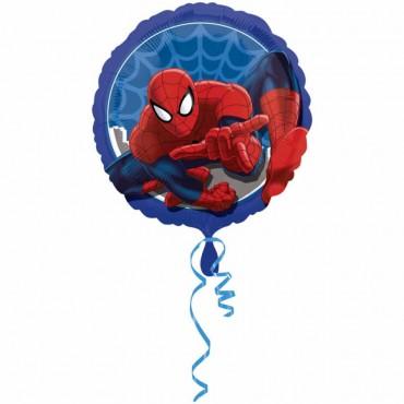 Spiderman Lisanslı Folyo Balon 45 cm