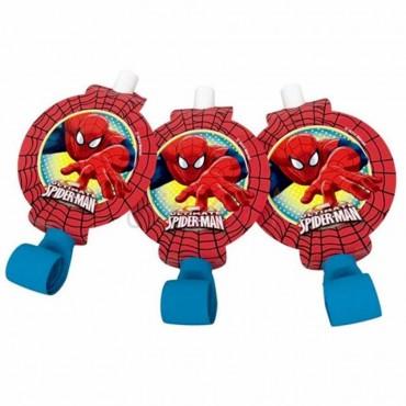 Spiderman Lisanslı Kaynana Dili 6\'lı